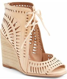 Jeffrey Campbell 'Rodillo-Hi' Wedge Sandal (Women)