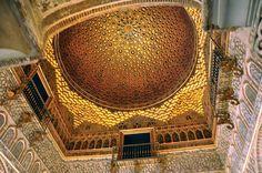 Salón de Embajadores en el Real Alcázar de Sevilla (2)