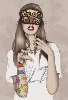 Emma Zanelli : Kiss The Devil