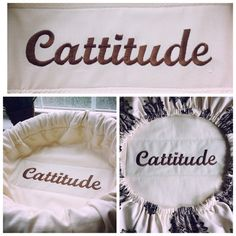 Personalize Your Cat Perch Cover