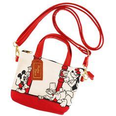 Mickey & Friends Purse Disney Handbags, Disney Purse, Disney Dooney, Disney Day, Baby Disney, Disney Princess, Disney Outfits, Disney Clothes, Disney Fashion