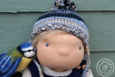 """A little birdie told me"" - Jonah from ladybird doll studio"