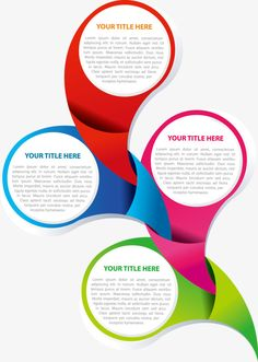 Illustration about Vector brochure page design concept for four texts. Powerpoint Slide Templates, Creative Powerpoint, Infographic Powerpoint, Infographic Templates, Architecture Business Cards, Page Design, Web Design, Seo Tutorial, Vector Free Download