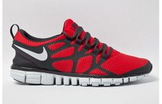 "Nike Free 3.0 V.3 ""Red/Black"""
