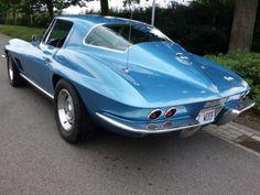 Chevrolet Corvette coupe - 1967