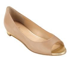 Astoria Open-Toe Ballet - Women's Shoes: Colehaan.com