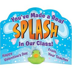 Youve Made A Real Splash Erasers And Cards Kit