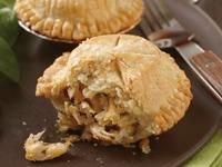 Turkey, Apple and Cheddar Hand Pies | By Info4YourLife | Added July 04, 2011 | Recipe #459911