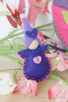 Forest Fairy Crafts - Journal - Sweetheart Fairy Babies