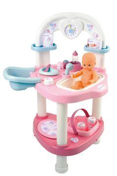 Little Girl Toys, Baby Girl Toys, Toys For Girls, Kids Toys, Children Play, Barbie Doll House, Barbie Dolls, Baby Doll Furniture, Baby Doll Strollers