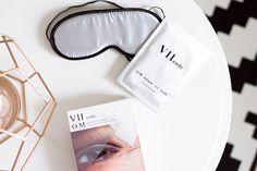 Eye masks patch VII Code patch review - www.ladyjolie.com/fr/vii-code-les-masques-luxueux-pour-les-yeux/