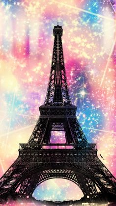 I Love Paris Wallpaper