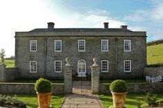Shilstone House -  restored by Sebastian and Lucy Fenwick, a Georgian house in the heart of the Devon countryside