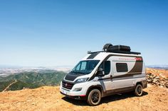 Fiat gives camper vans more grip with the all-new Ducato Campervan Conversion Kits, Camper Van Conversion Diy, Ducato Camper, Fiat Ducato, Volkswagen, Vw T, Self Build Campervan, Caravan Salon, Van Wrap