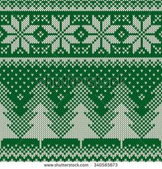 stock images similar to id 327357905 set of fair pattern sweater christmas