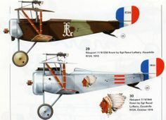 w.w.1 aircraft | ... AIRCRAFT OF THE ACES 33, Nieuport Aces of WW1, © Osprey Publishing