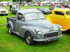 1964 Morris Minor Pick-Up Toyota Pickup 4x4, Pickup Trucks, Motor Vehicle, Motor Car, Vintage Cars, Antique Cars, Morris Minor, Mini Coopers, Mini Trucks