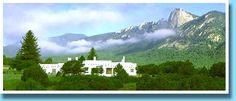 Historic Casa Del Gavilan - Cimarron, NM  -   Surrounded by Philmont Boy Scout Ranch property.  Plenty of wide open spaces.