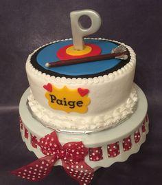 Hello Kitty birthday cake buttercream frosting with fondant