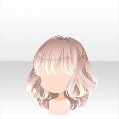 Manga Hair, Anime Hair, Anime Eyes, Anime Girl Hairstyles, Cute Hairstyles, Chibi Hairstyles, Hair Inspo, Hair Inspiration, Pelo Anime