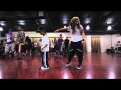 """Chachi Gonzales from IaMmE at MWC Mondays - Chris Brown """"Should've Kissed You"""" - World of Dance - YouTube"""