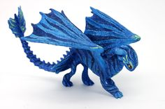 Avatar inspired Toothless Night Fury Dragon Sculpture httyd figurine How to train your dragon fantasy animal creature art Httyd Dragons, Cute Dragons, Dragon Crafts, Dragon Art, Fantasy Dragon, Polymer Clay Dragon, Polymer Clay Crafts, Cute Toothless, Toothless Dragon