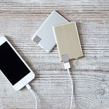 New Modern Furniture & New Contemporary Furniture | West Elm $35  Power card ultra thin battery