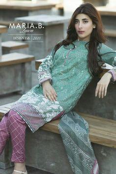 Maria b.lawn cotton dress