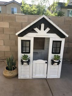 Costco Playhouse, Treehouse, Play Houses, Shed, Outdoor Structures, Outdoor Decor, Christmas, Kids, Children