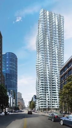 Gallery of Studio Gang to Design Toronto Mixed-Use Tower for First Canadian Project - 6