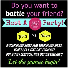 email me to set it up! poshgirl9115@gmail.com also visit my website http://HeatherMcNelly.po.sh  I can not wait to see who wins! :)