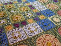 Ravelry: The Secret Garden pattern by Catherine Bligh