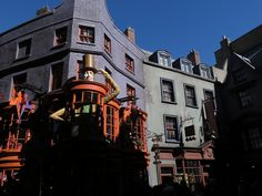 Universal Studios-Islands of Adventure December 2014 // UOR - Diagon Alley // Photo by: PNLT_BX // IMG_2627