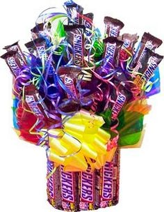 How To Make Candy Lollipops Beautiful Bouquets Either