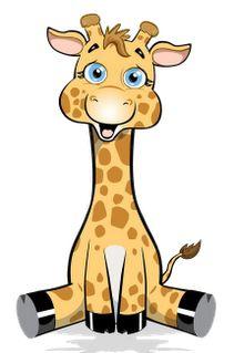 Cute Giraffe Pictures