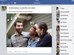 The extremely popular Facebook app for iOS has been modernized with a couple of new features, bringing it to version 6.7. #Apple #iOS #Apps