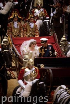 July Prince Charles Marries Lady Diana Spencer In Saint Paul S Cathedral