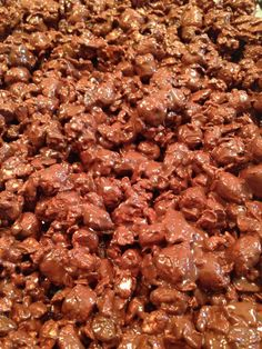 Chocolate Mazo Crunch - similar to Crack, but made with Matzo Farfel, can add all kinds of things, mini-marshmallows, dried cranberries, etc. Try this!