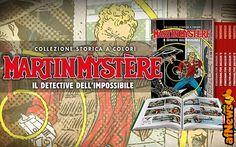 Martin Mystère: arriva la Collezione Storica a Colori! - http://www.afnews.info/wordpress/2016/09/09/martin-mystere-arriva-la-collezione-storica-a-colori/