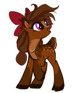or Deer ponies. Red Deer :DenisAdopts Roan Deer :FortuneTellerKitKat sweet-tooth Deer :HitMeWithBrokenLeave Albino Ram Deer :FortuneTellerKitKat </span>