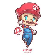 JrPencil Mario