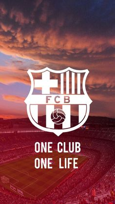 """Example of how clubs are using social media to create a community of fans. """"One Club One Life"""": Barca fans are part of the club and they will be fans for a life time"""". Fcb Wallpapers, Fc Barcelona Wallpapers, Lionel Messi Wallpapers, Barcelona Team, Barcelona Futbol Club, Barcelona Cake, Barcelona Tattoo, Messi Soccer, Soccer Memes"""