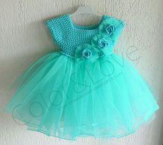 Bebek elbisesi..tütü