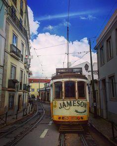 Lissabon tram route E28  #lisbon #lisbonne #lisbona #portugal #porto #oporto #acores #azores #madeira #sintra #cascais #estoril #douro #portasdosol #street #streetview #tram #carris #lissabon #amazing #explore #liveauthentic #neverstopexploring #vscogood #vscofilm #photooftheday #vscoboss #finallynoticed #instaaaaah #bestofvsco by voro.fi