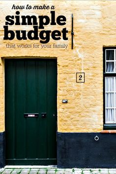 Do you struggle to make and keep a budget? Our simple 5 part budget is less like a trophy case and more like map to your goals. We take all the boring out of budgets and show you how to use your income to crush your dreams.