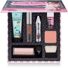 Benefit Beauty School Knockouts kozmetická sada I.