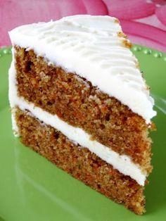 Kitchen Klique: Ron's Carrot Cake