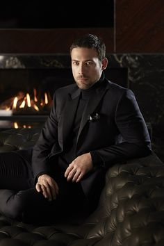 Adam Rayner-- He is tall, gorgeous and sooo delicious...