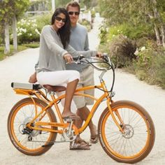 Tommy Bahama Electric Bike http://www.greendeals.org/tommy-bahama-electric-bike