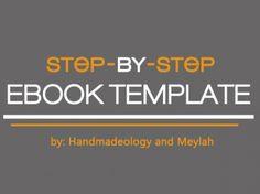 FREE Download: Handmadeology - Meylah ebook Template | Meylah